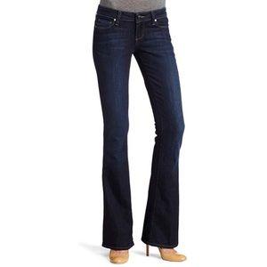 Paige Laurel Canyon Boot Cut Jeans